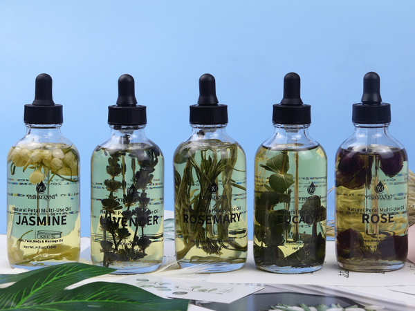 face and body essential oil